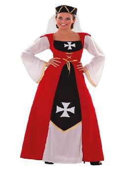 disfraz de marquesa de malta mujer