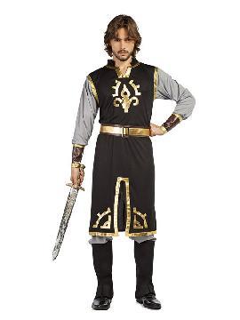 disfraz de medieval carta hombre