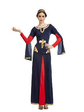 disfraz de medieval carta para mujer