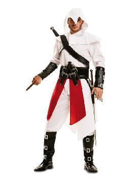 disfraz de mercenario assassin's creed hombre