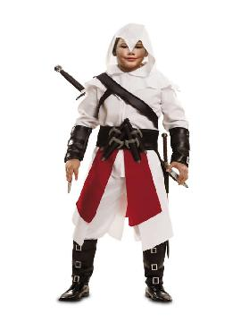 disfraz de mercenario assassin's creed niño