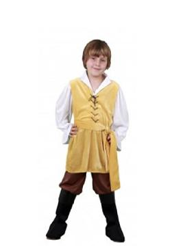 disfraz de mesonero medieval niño
