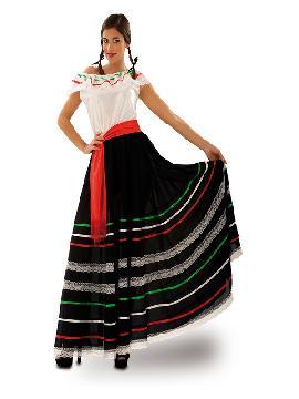 disfraz de mexicana de cantina mujer