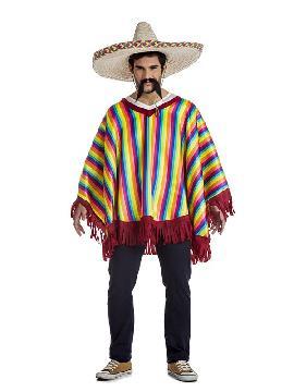 disfraz de mejicano para hombre. Entona las típicas rancheritas como un mariachi o simplemente emula a un lozano muchacho mexicano.Este disfraz es ideal para tus fiestas temáticas de disfraces del mundo,paises y regionales para adulto.