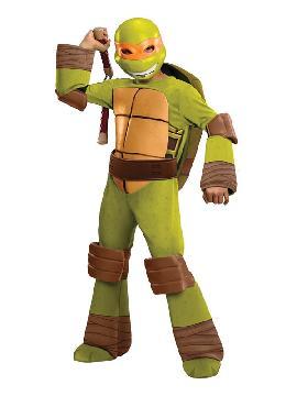 disfraz de mickey tortugas ninja niño