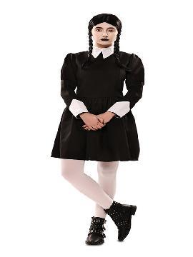 disfraz de miercoles para mujer