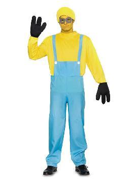 disfraz de minions para hombre