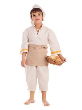 disfraz de molinero para niño