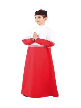 disfraz de monaguillo niño infantil