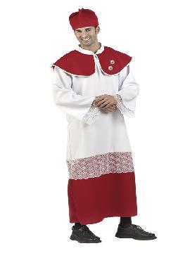 disfraz de monaguillo para hombre
