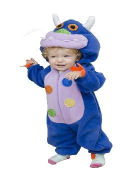 disfraz de monstruito divertido bebe
