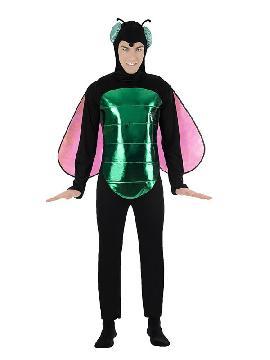 disfraz de mosca para hombre