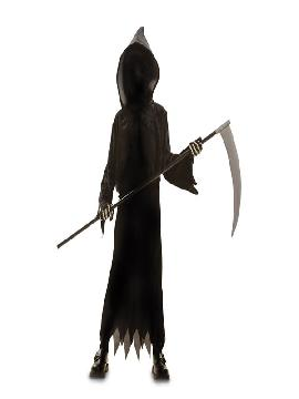 disfraz de muerte oscura para niño