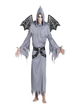 disfraz de muerte voladora hombre