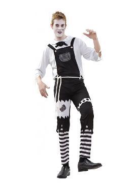 disfraz de muñeco de trapo hombre