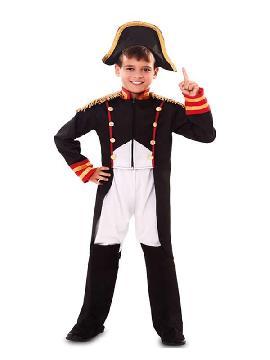 disfraz de napoleon para niño