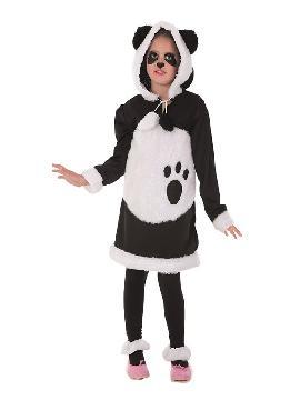 disfraz de oso panda mimosa para niña