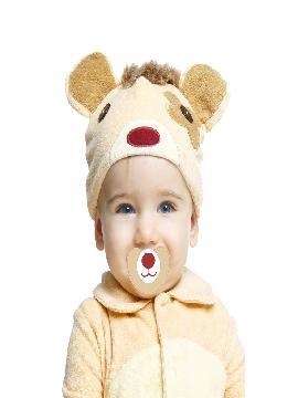 disfraz de osito de peluche para bebe