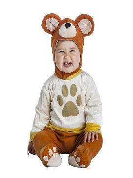 disfraz de oso teddy bebe