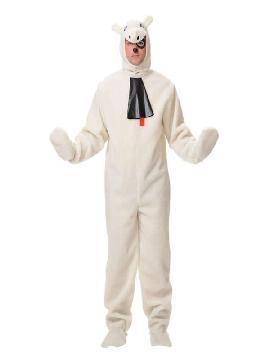 disfraz de oveja deluxe adulto