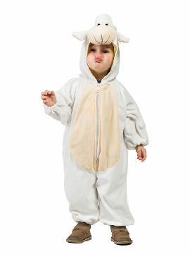 disfraz de oveja para bebe