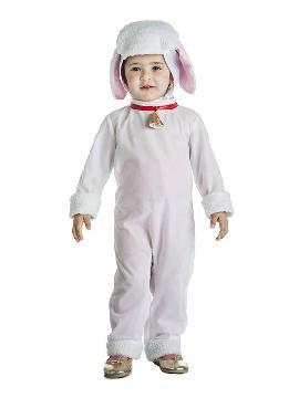 disfraz de oveja para niño