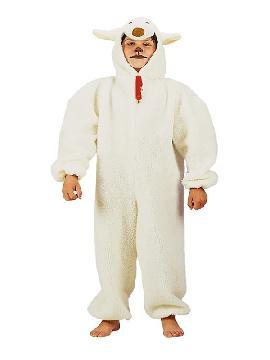 disfraz de oveja peluche infantil