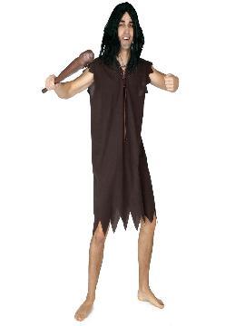 disfraz de pablo marmol marron adulto