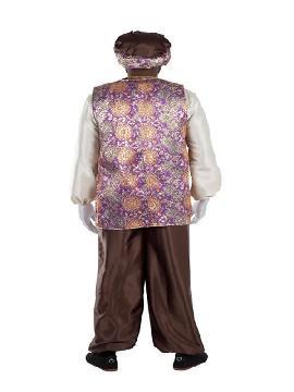 disfraz de paje baltasar para hombre