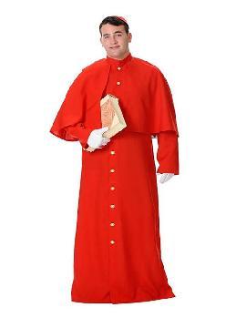 disfraz de papa francisco varios colores hombre