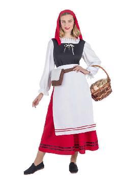 disfraz de pastora para mujer