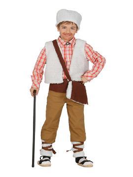 disfraz de pastorcito barato niño