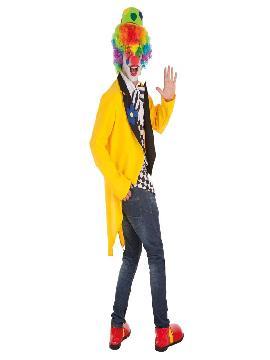 disfraz de payaso alegre para hombre