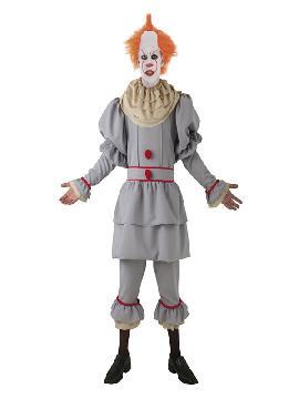 disfraz de payaso aterrador para hombre