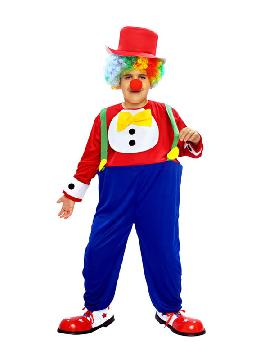 disfraz de payaso barato niño