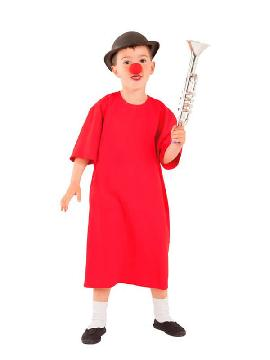 disfraz de payaso fofito infantil