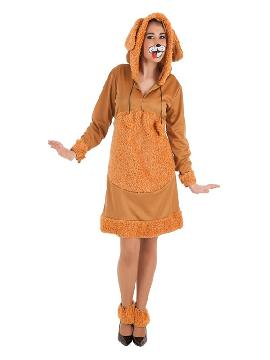 disfraz de perrita mimosa para mujer