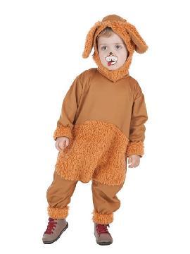 disfraz de perrito mimoso de bebe