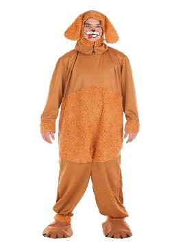 disfraz de perrito mimoso para hombre