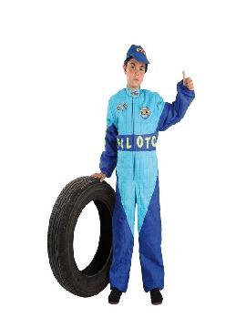disfraz de piloto formula 1 para niño