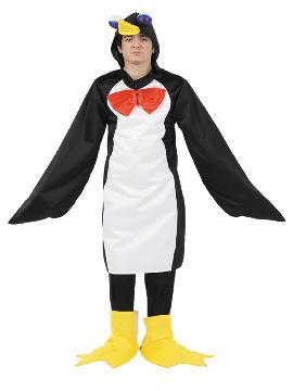 disfraz de pinguino divertido unisex adulto varias tallas