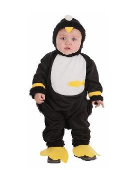disfraz de pinguino mimoso para bebe