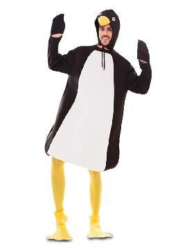 disfraz de pinguino para hombre