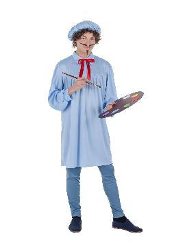 disfraz de pintor para adulto