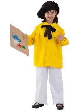 disfraz de pintor picasso infantil
