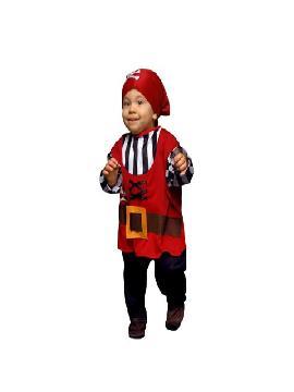 disfraz de pirata barato bebe