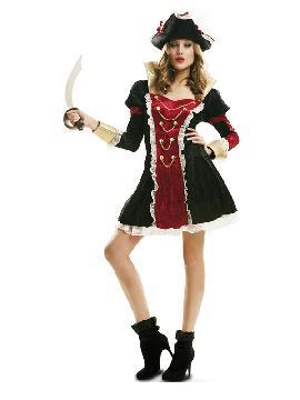 disfraz de pirata de la realeza para mujer