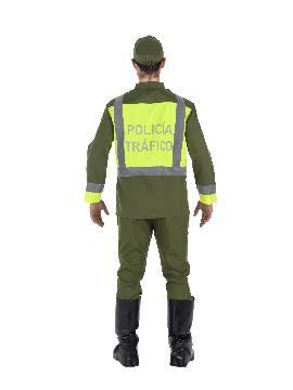 disfraz de policia de trafico para adulto