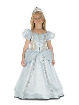 disfraz de princesa cenicienta para niña