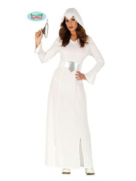 disfraz de princesa del espacio mujer